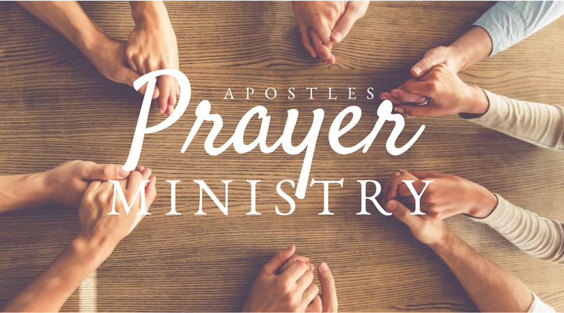 Church of the Apostles | Prayer Ministry